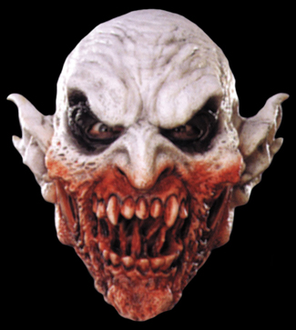 halloween masks and horror props - Bloody Halloween Masks